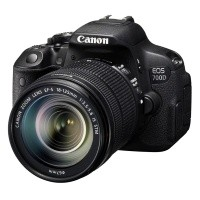 Canon EOS 700D + obiektyw 18-135mm IS STM