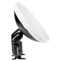 Beauty dish radar do lamp Quadralite Reporter