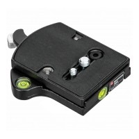 Adapter z poziomicami do płytek 410PL - Manfrotto MN394 - WYSYŁKA W 24H