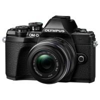 Olympus OM-D E-M10 Mark III czarny + obiektyw 14-42mm II R
