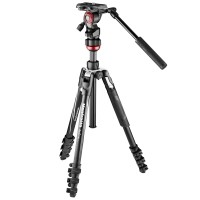 Statyw wideo Manfrotto Befree Live QPL MVKBFRL-LIVE