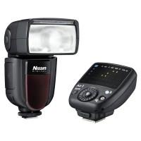 Lampa błyskowa Nissin Di700A Canon + wyzwalacz Air 1