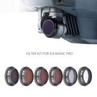 Zestaw 6 filtrów NiSi do dronów DJI Mavic Pro
