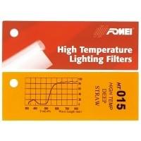 Filtr pomarańczowy Fomei HT015 Deep Straw 61x53