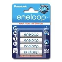 Akumulatory Panasonic ENELOOP R03/AAA Ni-MH 750mAh 4szt