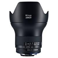 Obiektyw Zeiss Milvus 21mm f/2,8 ZF.2 Nikon