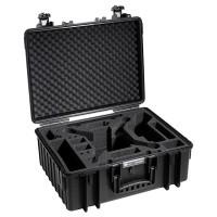 Walizka transportowa B&W T6000 do drona DJI Phantom 3 czarna