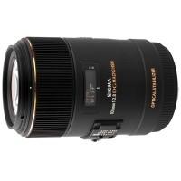 Obiektyw Sigma 105mm f/2.8 APO EX DG OS HSM Macro Nikon