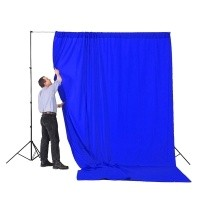 Tło Lastolite Blue Screen 3 x 3,5m LL LC5788