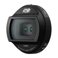 Obiektyw Panasonic Lumix G 12.5mm f/12 3D