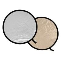 Blenda okrągła Lastolite sunlite-srebrna miękka 75cm LL LR3028