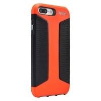 Futerał ochronny Thule Atmos X4 iPhone 7 czarno-czerwony (TAIE4126FIC/DSH)