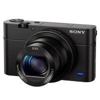Aparat cyfrowy Sony Cyber-Shot DSC-RX100 III + futerał LCS-RXG + grip AG-R2