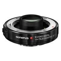 Telekonwerter Olympus MC-14 - 1.4x do obiektywu 40-150mm PRO