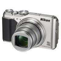Aparat cyfrowy Nikon Coolpix S9900 Srebrny