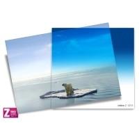 Filtr Cokin Z123S - połówkowy niebieski z serii Z-PRO