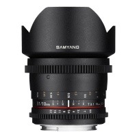 Obiektyw Samyang 10mm T3,1 VDSLR ED AS NCS CS Nikon
