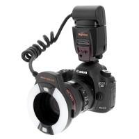 Pierścieniowa lampa błyskowa Meike MK-14EXT Canon