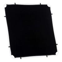 Ekran Black Velvet do systemu Lastolite Skylite Rapid 1,1m x 1,1m LR81102R