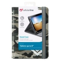 Etui na tablet 8 cali Cellular Line VISIONUNITAB80ARM moro - WYSYŁKA W 24H