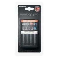 Ładowarka Panasonic BQ-CC55 + 4 akumulatory ENELOOP 2500 mAh - WYSYŁKA W 24H