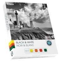 Zestaw filtrów do fotografii czarno-białej Cokin W400-03 rozmiaru XL (X001 + X002 + X003 + X004)