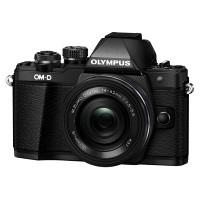 Olympus OM-D E-M10 Mark II czarny + obiektyw 14-42 mm EZ