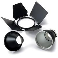 Zestaw reflektor + wrota i strumienica - Bowens BW1882 - WYSYŁKA W 24H