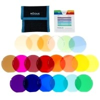 Zestaw filtrów żelowych Rogue Grid Gels - Combo Filter Kit - WYSYŁKA W 24H