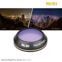 Filtr nocny do dronów DJI Mavic Pro - NiSi Natural Night