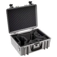 Walizka transportowa B&W T6000 do drona DJI Phantom 3 szara