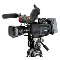 Osłona na kamerę video JVC GY HD100/110/200/250 - Kata DVG-54 - WYSYŁKA W 24H