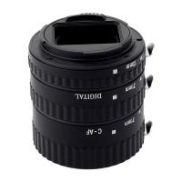 Pierścienie pośrednie Meike 13mm 21mm 31mm do Canon EF Econo - WYSYŁKA W 24H