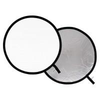 Blenda okrągła Lastolite srebrno-biała 50cm LL LR2031