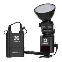 Lampa błyskowa Quadralite Reporter 360 TTL Canon