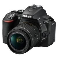 Nikon D5500 + obiektyw Nikkor AF-P 18-55mm VR