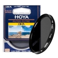 Filtr polaryzacyjny kołowy Hoya Standard Slim 58mm
