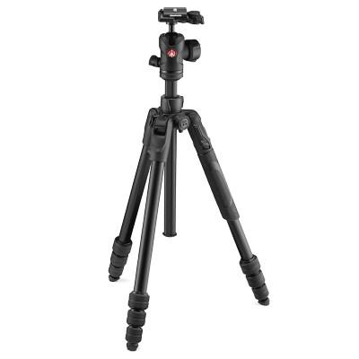 Statyw fotograficzny Manfrotto Befree Advanced Nerissimo MKBFRTA4BM-BH - Edycja limitowana - WYSYŁKA W 24H, Manfrotto, MKBFRTA4BM-BH, 8024221684780, Statywy fotograficzne