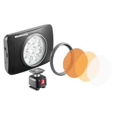 Lampa Manfrotto MLUMIEMU-BK Lumimuse 8 LED - WYSYŁKA W 24H MLUMIEMU-BK