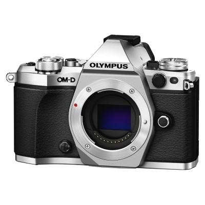 Olympus OM-D E-M5 II srebrny Body V207040SE000
