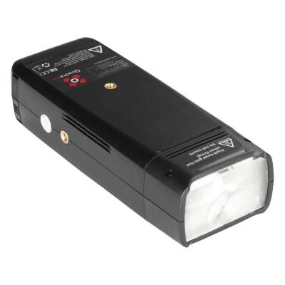 Lampa błyskowa Quadralite Reporter 200 TTL, Quadralite, , 5901698714840, Pozostałe lampy błyskowe