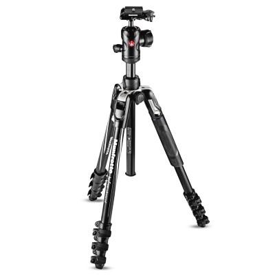 Statyw fotograficzny Manfrotto Befree Advanced Lever czarny MKBFRLA4BK-BH - WYSYŁKA W 24H, Manfrotto, MKBFRLA4BK-BH, 8024221668254, Statywy fotograficzne