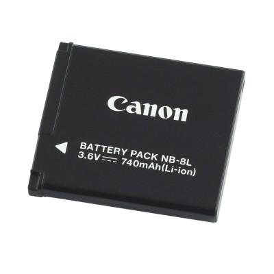 Akumulator Canon NB-8L, Canon, 4267B001AA, , Akumulatory