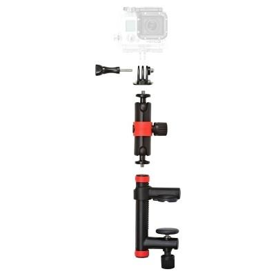 Uchwyt Joby Action Clamp + Locking Arm - WYSYŁKA W 24H, JOBY, JB01291, 817024012915, Mocowania do kamer sportowych