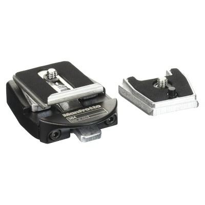 Adapter do płytek trapezowych - Manfrotto 384, Manfrotto, 384, 8024221350135, Adaptery i płytki