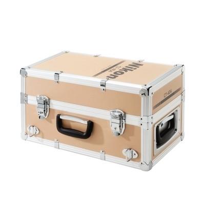 Aluminiowy kufer na obiektyw Nikon CT-404, Nikon, JAE91601, , Pokrowce na obiektywy