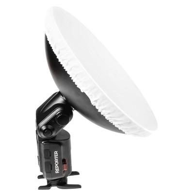 Beauty dish radar do lamp Quadralite Reporter, Quadralite, , 5901698711078, Dyfuzory i modyfikatory