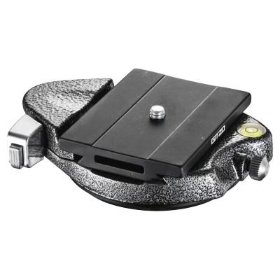 Adapter Gitzo GS5760D do płytek o profilu D, Gitzo, GS5760D, 8024221618587, Adaptery i płytki