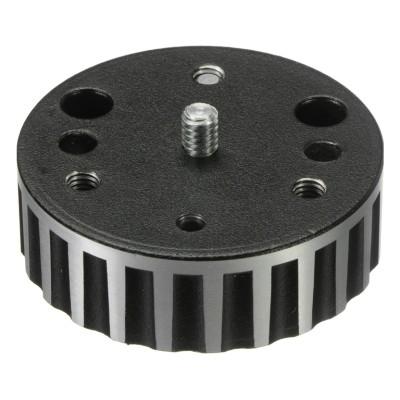 Adapter Manfrotto 120 z gwintu 3/8 na 1/4 cala - WYSYŁKA W 24H, Manfrotto, 120, 8024221016802, Adaptery i płytki