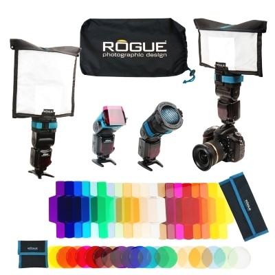 Przenośny zestaw oświetleniowy Rogue FlashBender 2 - Portable Lighting Kit - WYSYŁKA W 24H ROGUEKIT2